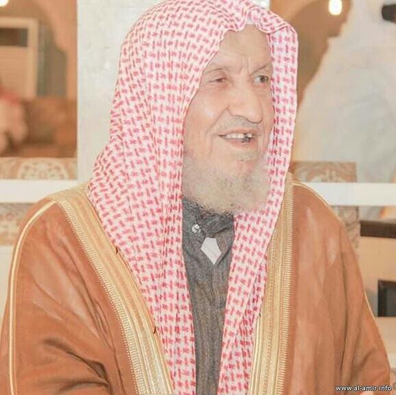 وفاة الشيخ الشريف محسن بن عطيه الله البركاتي يرحمه الله